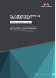 Ultra-high Performance Concrete Market by application (Residential, Commercial, Infrastructural, and Others (healthcare, institutional, military, hospitality, and anti-detonating construction)), and Regions - Global Forecast to 2024