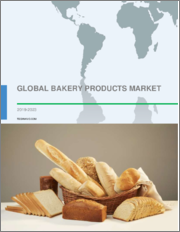 Bakery Products Market by Product and Geography - Global Forecast and Analysis 2019-2023