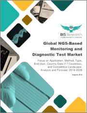 Global NGS-Based Monitoring and Diagnostic Test Market: Focus on Application, Method, Type, End User, Country Data (17 Countries), and Competitive Landscape - Analysis and Forecast, 2019-2028