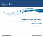 Underground Infrastructure: U.S. Water & Wastewater Pipe Network Forecast, 2019-2028