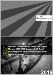 Synthetic Lethality-based Drugs and Targets Market, 2019-2030: Focus on DNA Repair (including PARP Inhibitors) and Other Novel Cellular Pathways