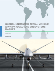 Unmanned Aerial Vehicle (UAV) Payload and Subsystems Market by Type and Geography - Global Forecast and Analysis 2019-2023