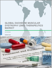 Duchenne Muscular Dystrophy (DMD) Therapeutics Market by Type and Geography - Global Forecast and Analysis 2019-2023