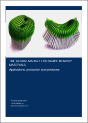 The Global Market for Shape Memory Materials