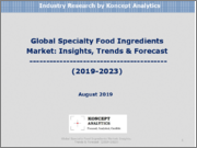 Global Specialty Food Ingredients Market Report: Insights, Trends & Forecast (2019-2023)