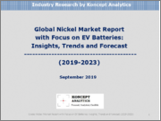 Global Nickel Market with Focus on EV Batteries: Insights, Trends and Forecast (2019-2023)