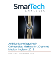 Additive Manufacturing In Orthopedics: Markets for 3D Printed Medical Implants 2019