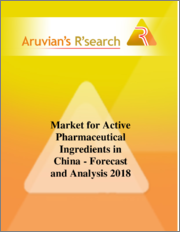Market for Active Pharmaceutical Ingredients in China - Forecast and Analysis 2018