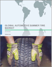 Automotive Summer Tire Market by Distribution Channel and Geography - Global Forecast and Analysis 2019-2023