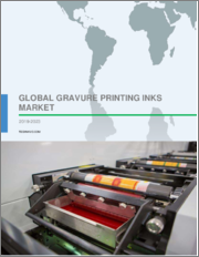 Gravure Printing Inks Market by Application and Geography - Global Forecast and Analysis 2019-2023