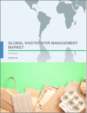 Wastepaper Management Market by Service and Geography - Global Forecast and Analysis 2019-2023