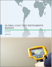HVAC Test Instruments Market by Application and Geography - Global Forecast and Analysis 2019-2023