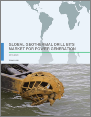 Geothermal Drill Bits Market for Power Generation by Type and Geography - Global Forecast and Analysis 2019-2023