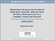 Global Sports & Cargo Carrier Market (Roof Rack, Roof Box, Bike Car Rack, Ski Rack, Watersport Carrier): Insights, Trends and Forecast (2019-2023)