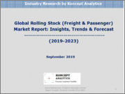 Global Rolling Stock (Freight & Passenger) Market Report: Insights, Trends & Forecast (2019-2023)