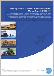 Military Vehicle & Aircraft Protection Systems Market Report 2019-2029: Forecasts & Analysis by Systems & Geography, Ground-Based Systems, Active Protection Systems, Airborne Systems, Regions, Profiles of Leading Companies in the Market Space
