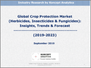 Global Crop Protection Market (Herbicides, Insecticides & Fungicides): Insights, Trends & Forecast (2019-2023)