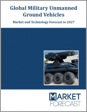 Global Unmanned Ground Vehicles (UGV) Market and Technology Forecast to 2027: Market Forecasts by Region, Role, Mobility, Size, and End-Use, Opportunity Analysis, Market Overview, and Leading Companies