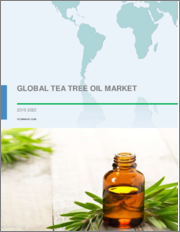 Tea Tree Oil Market by Product and Geography - Forecast and Analysis 2019-2023