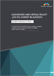 Augmented and Virtual Reality (AR VR) Market in Aviation by Technology (AR, VR), Function (Training, Operations), Component (Hardware, Software), Application (On-Board, Off-Board), Product, Vertical, and Region - Global Forecast to 2025