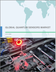 Quantum Sensors Market by Product, Application, and Geography - Forecast and Analysis 2019-2023