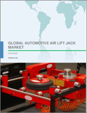 Automotive Air Lift Jack Market by End-users and Geography - Forecast and Analysis 2019-2023