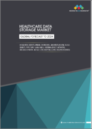 Healthcare Data Storage Market by Delivery (Remote, Hybrid, On-premise), Architecture (File, Block, Object), Type (Tape, Flash, Solid), Systems (Direct, Network), End-User, Region - Global Forecast to 2024