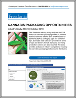 Cannabis Packaging Opportunities