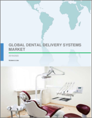 Dental Delivery Systems Market by Product and Geography - Global Forecast & Analysis 2019-2023