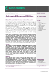Automated Home and Utilities - Thematic Research