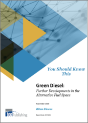 Green Diesel: Further Developments in the Alternative Fuel Space