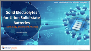 Solid Electrolytes for Li-ion Solid-state Batteries Patent Landscape