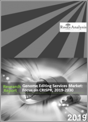 Genome Editing Services Market-Focus on CRISPR 2019-2030