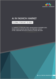 AI in Fashion Market by Component (Solutions and Services), Application (Product Recommendation, Product Search & Discovery, and CRM), Deployment Mode, Category, (Apparel, Accessories, and Beauty & Cosmetics), End User, Region - Global Forecast to 2024