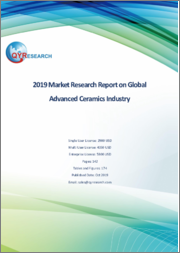 2019 Market Research Report on Global Advanced Ceramics Industry