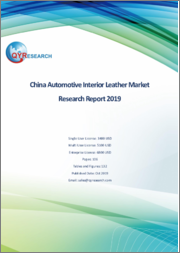 China Automotive Interior Leather Market Research Report 2019