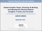Global Graphic Paper (Printing & Writing and Newsprint) Market Report: Insights, Trends and Forecast (2019-2023)