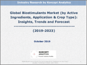 Global Biostimulants Market (by Active Ingredients, Application & Crop Type): Insights, Trends and Forecast (2019-2023)