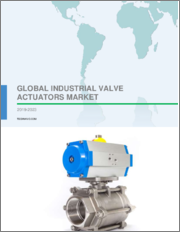 Industrial Valve Actuators Market by Product, End-users, and Geography - Forecast and Analysis 2019-2023