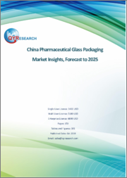China Pharmaceutical Glass Packaging Market Insights, Forecast to 2025