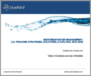 Midstream Water Management: U.S. Hydraulic Fracturing Strategies, Solutions, & Outlook, 2019-2028