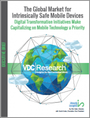 The Global Market for Intrinsically Safe Mobile Devices: Digital Transformation Initiatives Make Capitalizing on Mobile Technology a Priority