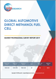 Global Automotive Direct Methanol Fuel Cell Market Professional Survey Report 2019