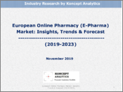 European Online Pharmacy (E-Pharma) Market: Insights, Trends & Forecast (2019-2023)