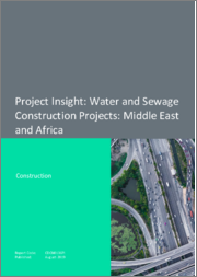 Project Insight - Water and Sewage Construction Projects: Middle East and Africa