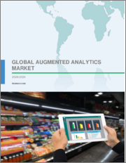 Augmented Analytics Market by Deployment and Geography - Forecast and Analysis 2020-2024