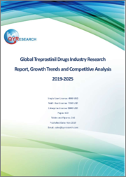 Global Treprostinil Drugs Industry Research Report, Growth Trends and Competitive Analysis 2019-2025