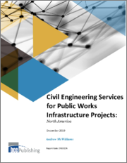 Civil engineering Services for Public Works Infrastructure Projects: North America
