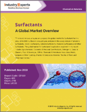 Surfactants - A Global Market Overview