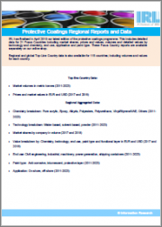 Protective Coatings Regional Reports and Data